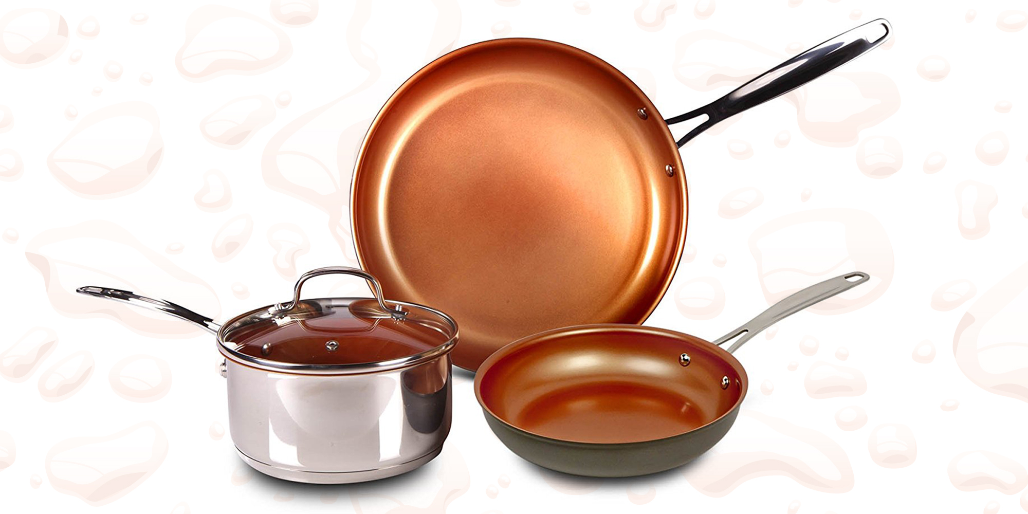 9 Best Nonstick Pans For 2018 Top Non Stick Frying