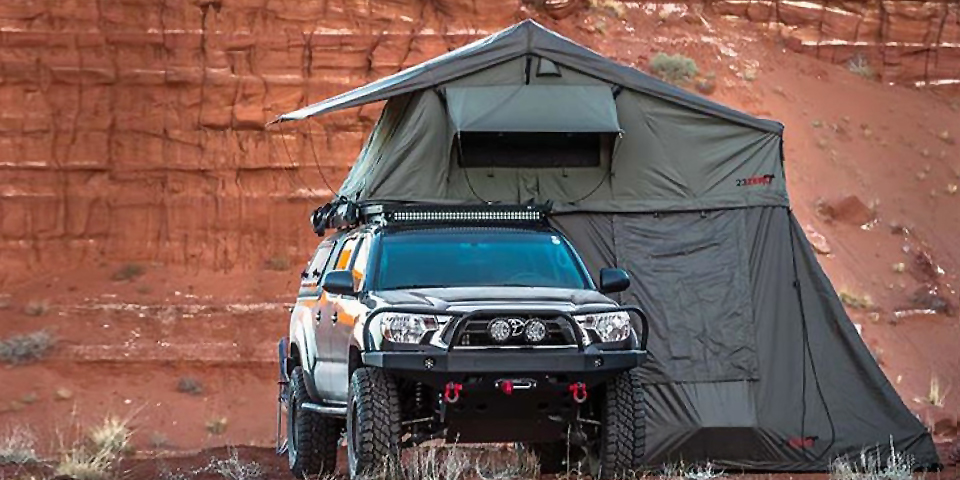 Attach one of the best rooftop tents to your vehicle for a luxurious elevated car c&ing experience. & 9 Best Roof Top Tents in 2017 - Roof Tents for Your Car or Jeep ... memphite.com