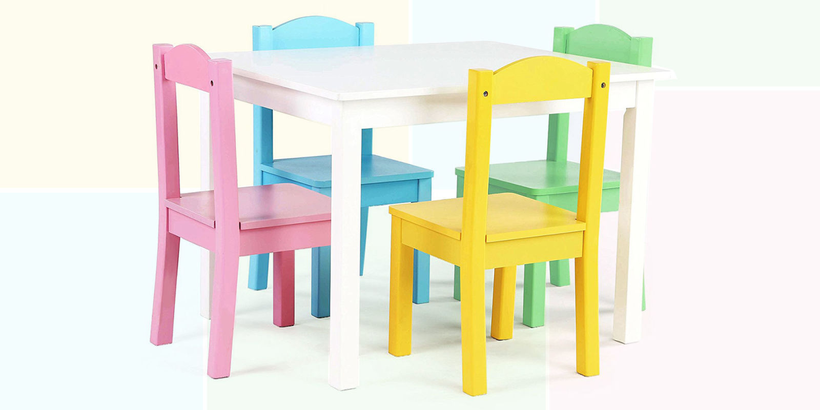 Baby eating chair attached to table - Toddler Table And Chairs