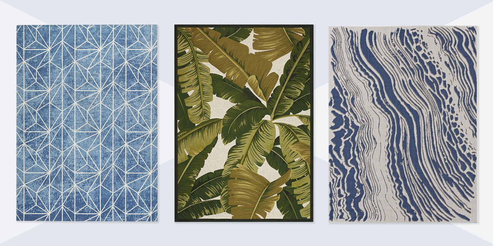 11 best outdoor rugs in 2017 chic indoor outdoor rugs for your patio