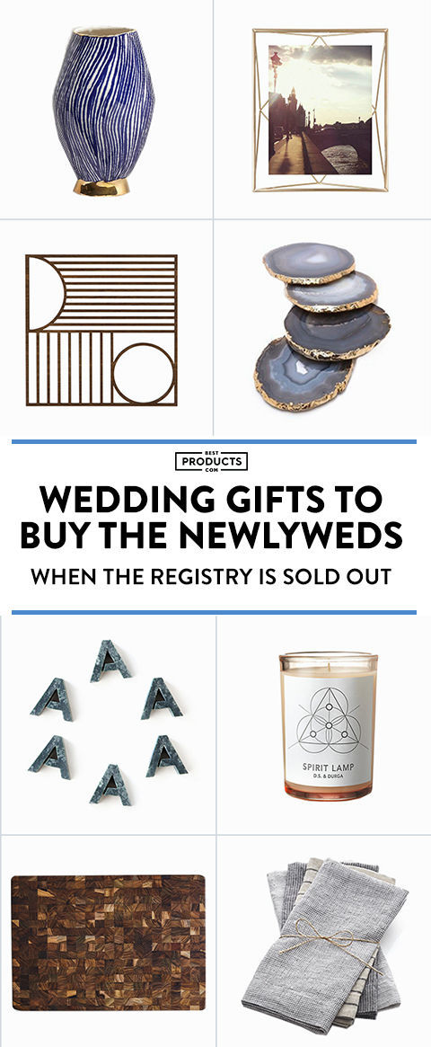 11 Best Wedding Gift Ideas For 2017