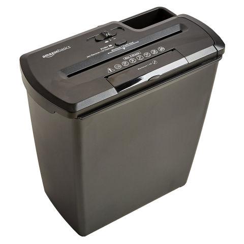 amazonbasics 8 sheet shredder - Home Shredders
