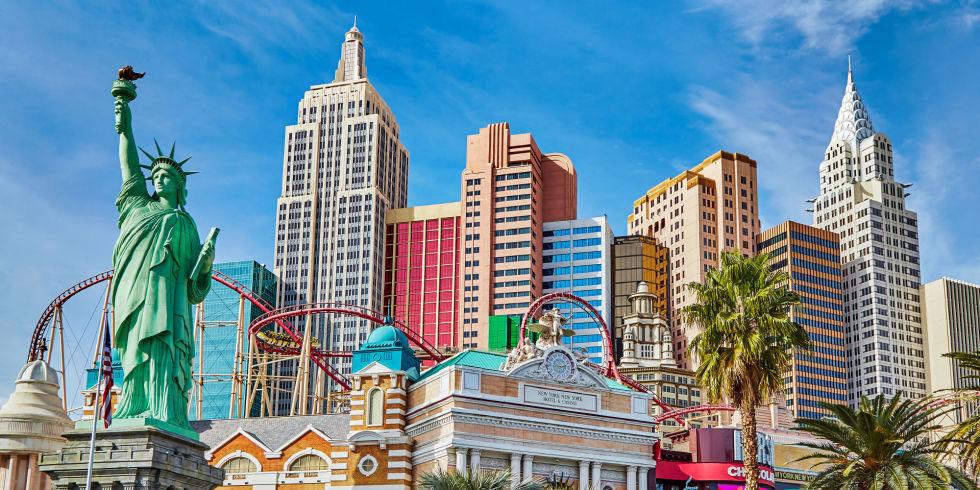 New York Las Vegas Hotel