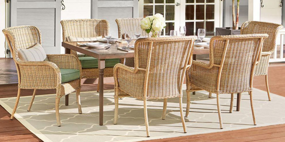 11 Best Patio Dining Sets For 2018 - Outdoor Patio Furniture