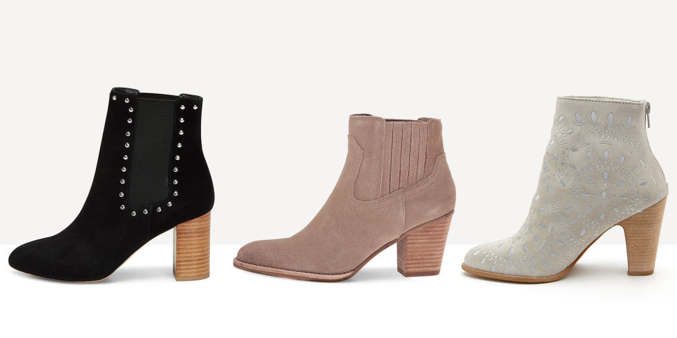 9 Best Ankle Boots for Spring 2017 - Short Boots and Ankle Booties ...