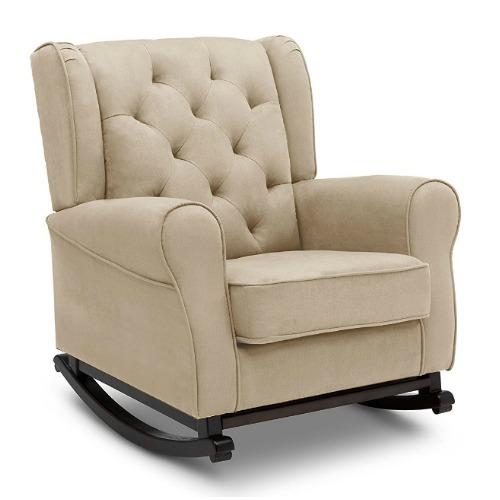 10 best nursery rocking chairs in 2018 glider rockers. Black Bedroom Furniture Sets. Home Design Ideas