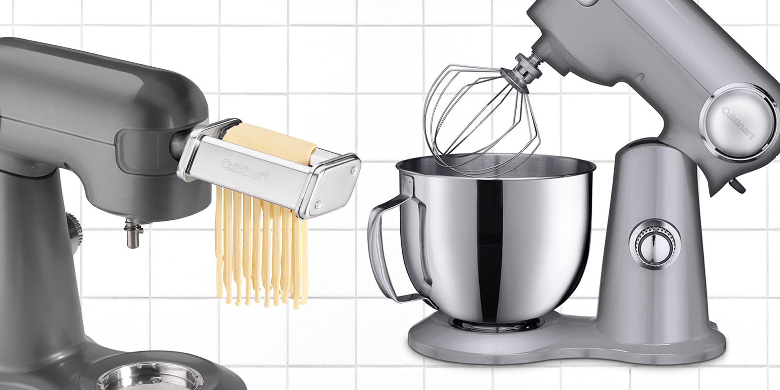 Cuisinart Giveaway Win A Stand Mixer Pasta Attachment From Cuisinart