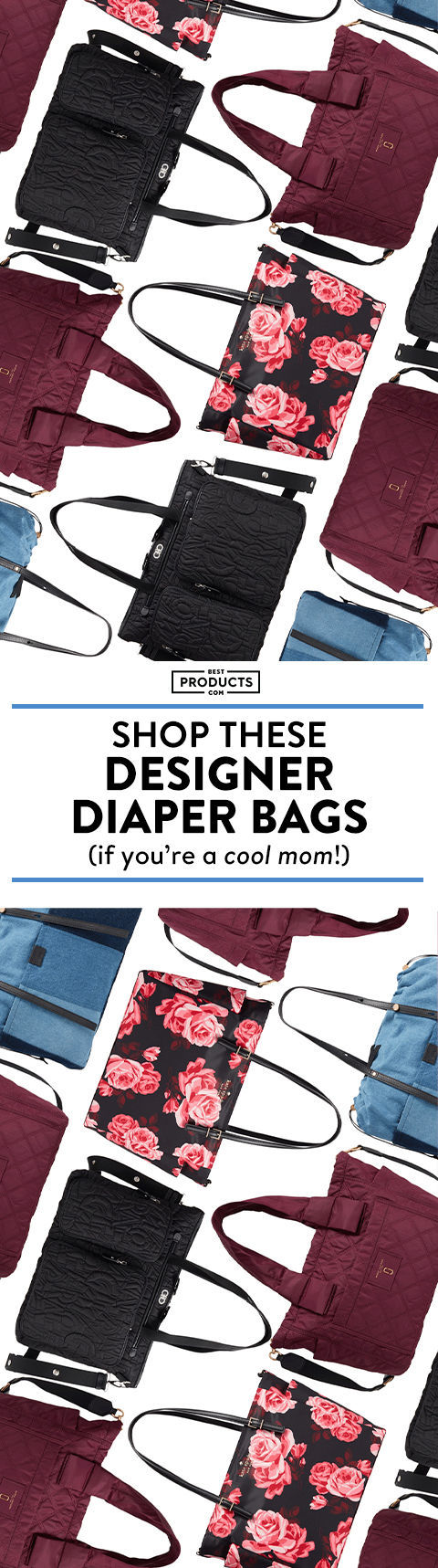 designer diaper bags tory burch 38mq  10 Best Designer Diaper Bags for 2017