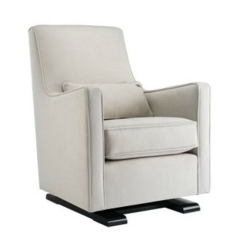 Monte Luca Glider in Stone  sc 1 st  BestProducts.com & 10 Best Nursery Rocking Chairs in 2017 - Glider Rockers for the ... islam-shia.org