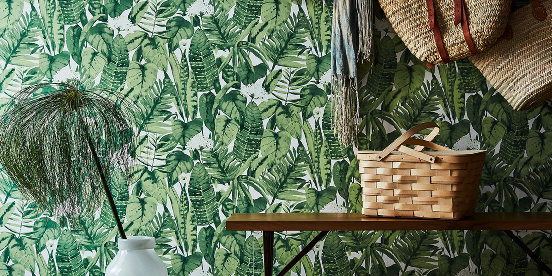 Http Www Bestproducts Com Lifestyle G2648 Jungle Banana Leaf Print Decor Ideas