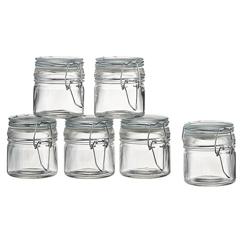 11 best spice jars for glass spice jars and spice bottles for topnotch kitchen - Glass Spice Jars