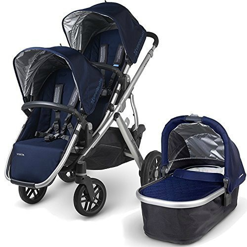 13 Best Double Strollers of 2017 - Double Baby and Tandem ...