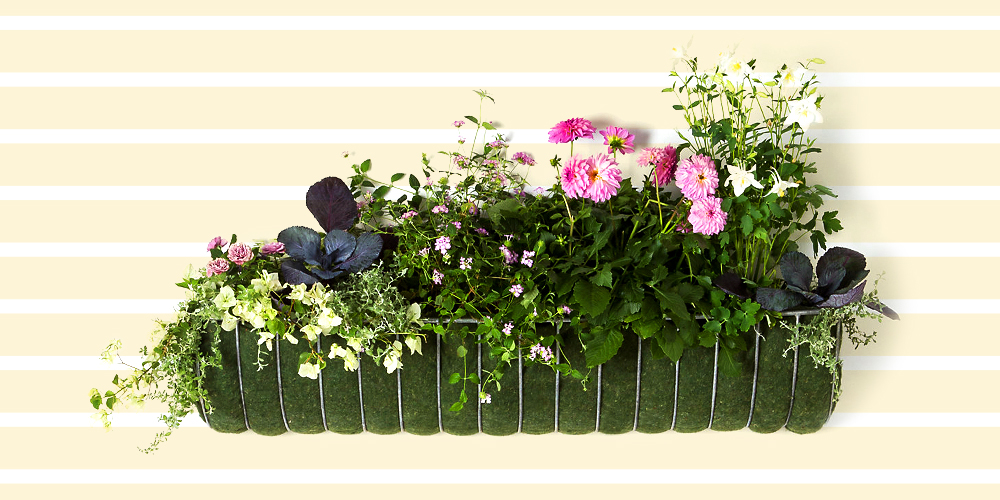 11 Best Window Boxes For Summer 2018 Window Boxes And Planters For Flowers