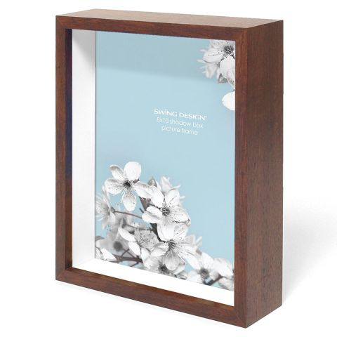 Swing Design Chroma Shadow Box Frame  sc 1 st  BestProducts.com & 10 Best Shadow Boxes in 2018 - Decorative Shadow Box Frames ... Aboutintivar.Com