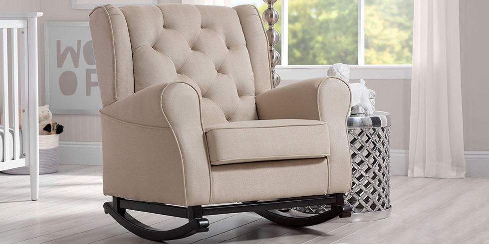 Rocking chair recliner for nursery thenurseries