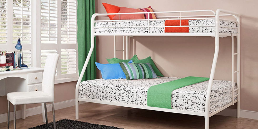 Compact Bunk Beds 11 best bunk beds for kids in 2017 - trendy kids bunk beds for all