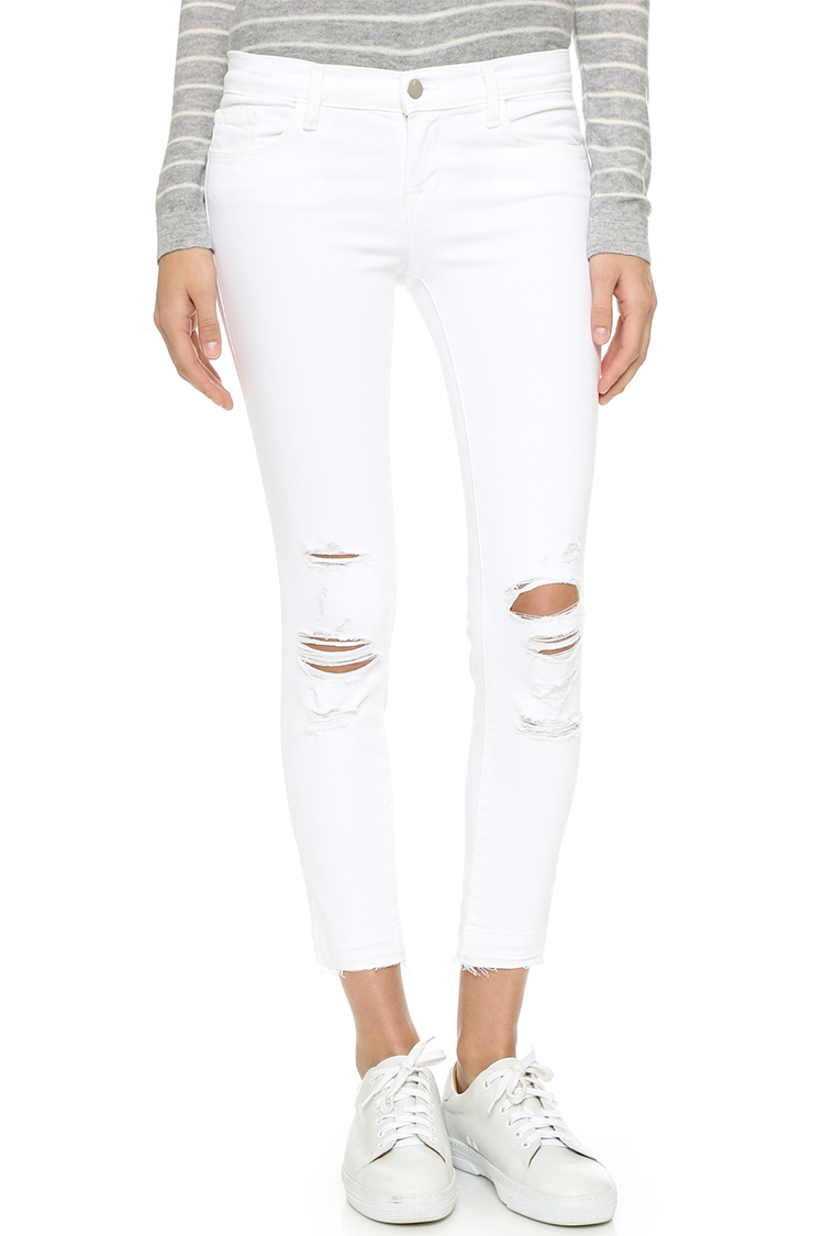 Most Flattering White Jeans - Legends Jeans