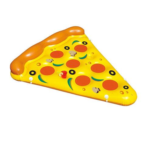 Swimline Giant Inflatable Pizza Slice. Pizza Slice Pool Float