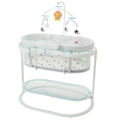 10 Best Baby Bassinets Of 2017 Comfortable And Portable