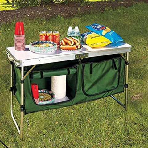 9 best camping kitchens for 2018 top rated portable for Kitchen set portable