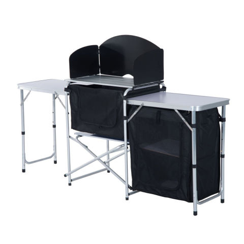 9 Best Camping Kitchens for 2017 - Top-Rated Portable Grill Tables ...
