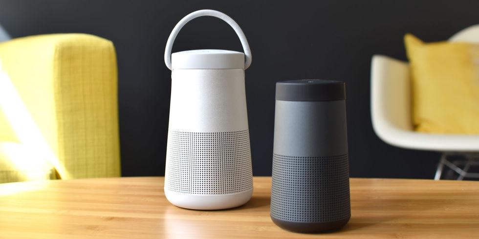 bose soundlink revolve wireless speakers promo
