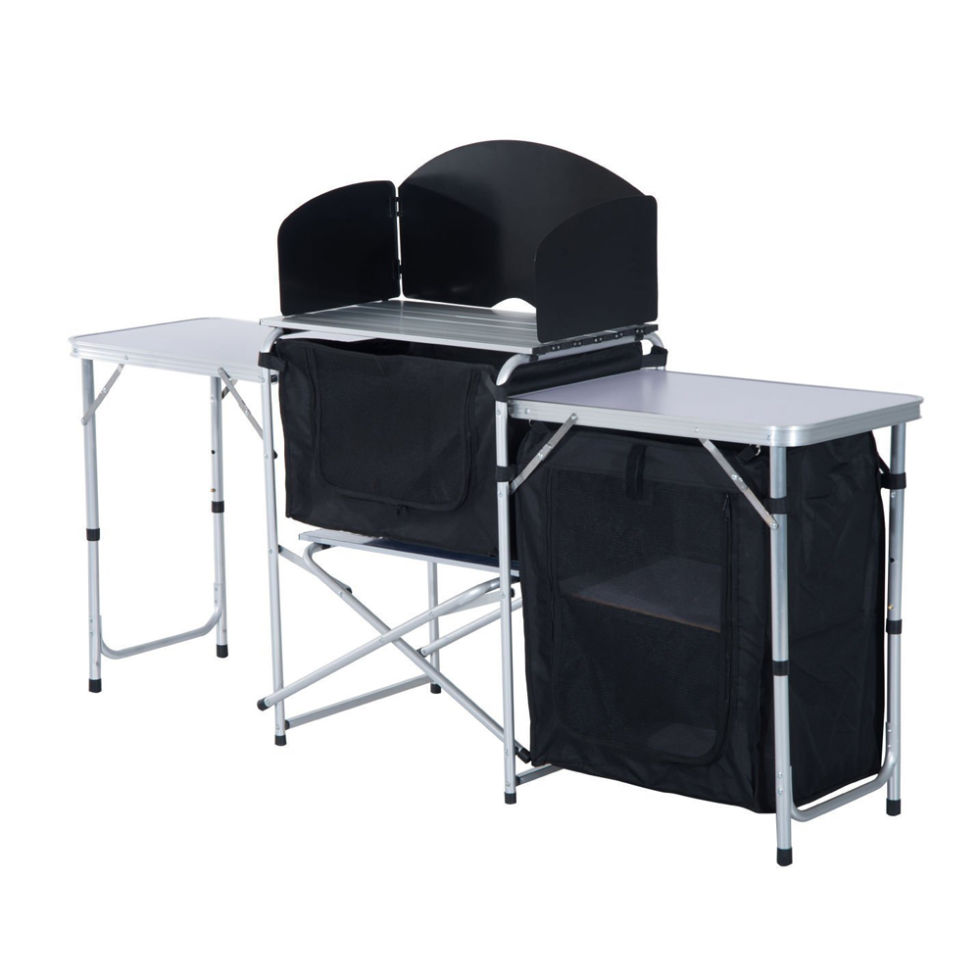 9 best camping kitchens for 2017 top rated portable grill tables