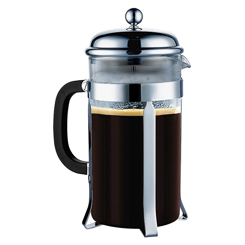 French Press Coffee Maker Kit : 12 Best French Presses for 2018 - Sophisticated French Press Coffee Makers for a Flavorful Brew