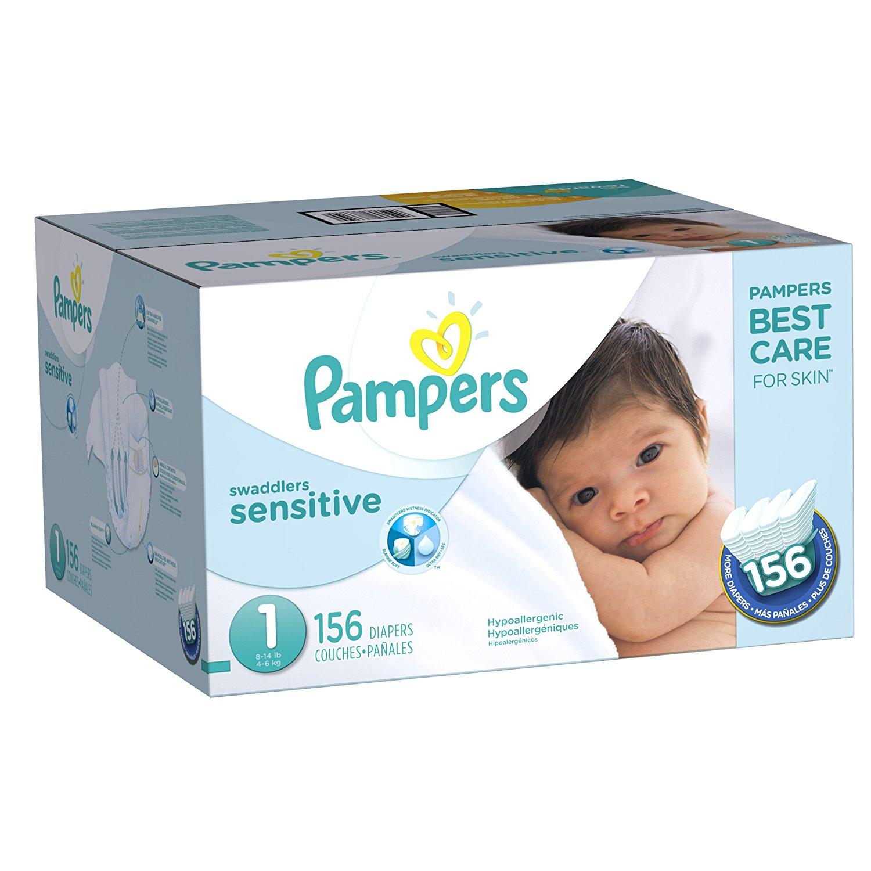 how to change a newborns diaper