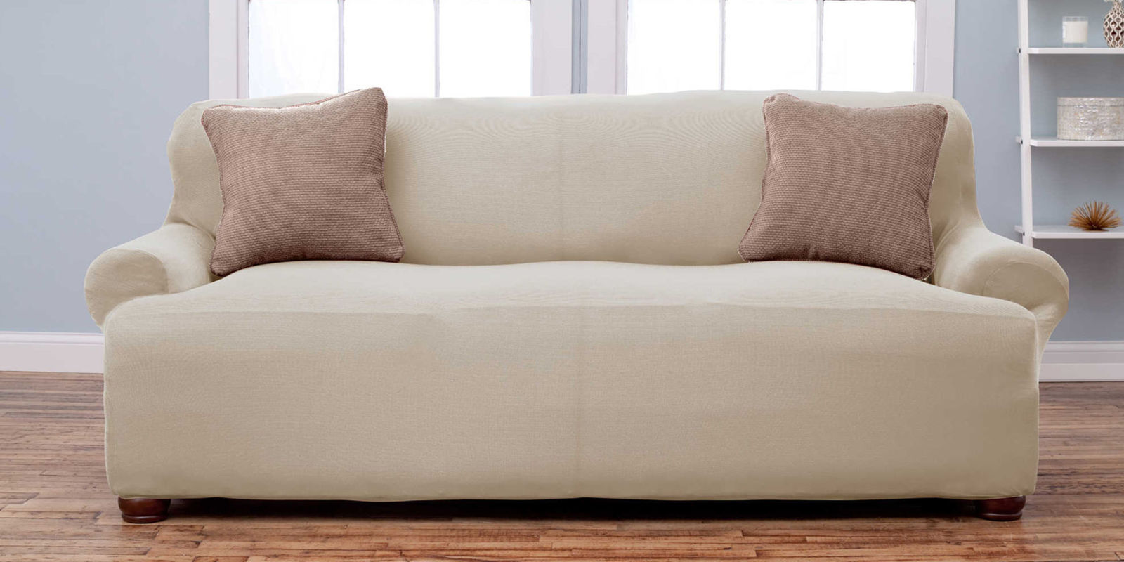 10 best sofa covers in 2017 top rated couch and chair