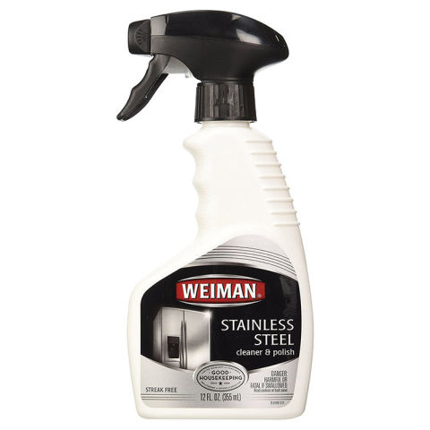 weiman stainless steel cleaner u0026 polish trigger spray