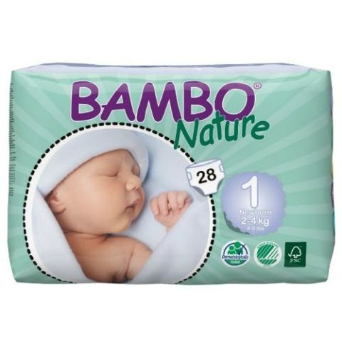 Where Can You Buy Bambo Nature Diapers