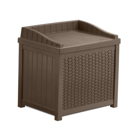 10 Best Deck Boxes For 2018 Sturdy Deck Box Picks For