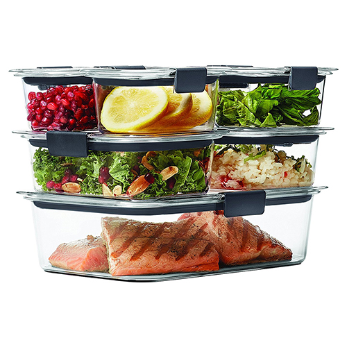 Best Glass Food Storage Containers For Leftovers