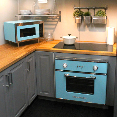 Retro Kitchen Liances