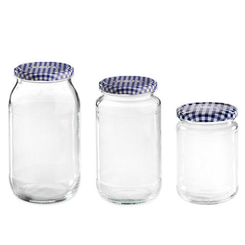 kilner glass twist top jar