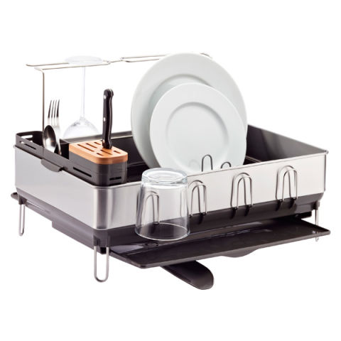 9 Best Dish Racks For 2018 Versatile Dish Drainers And