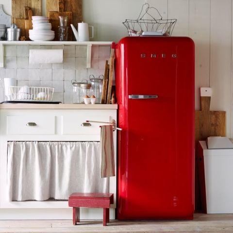 Green Color Kitchen Appliances