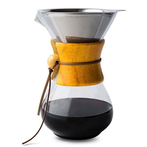Glass Coffee Makers 8 best pour over coffee makers for 2017 - top-rated pour over