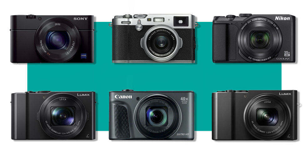 10 Best Compact Cameras for 2017 - Top-Rated Small Digital Camera ...
