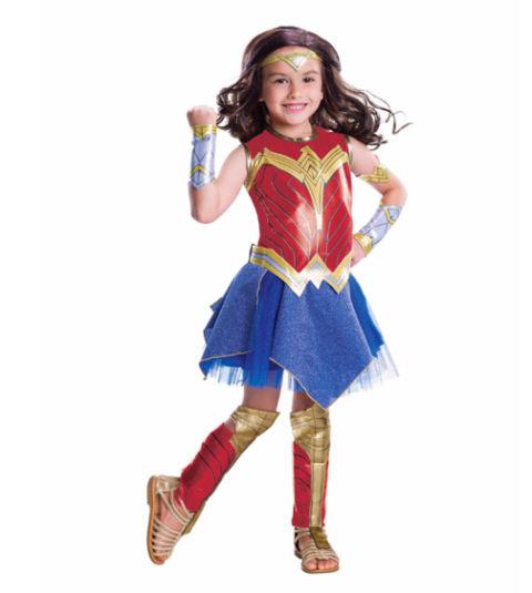 girlsu0027 wonder woman costume for kids