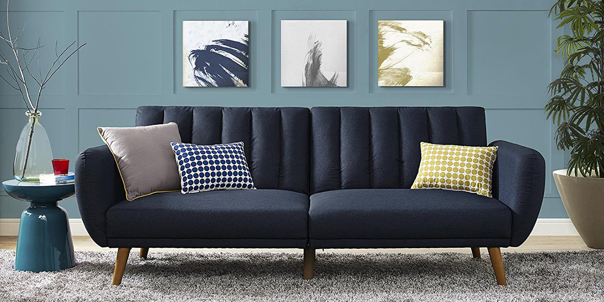 10 Best Futons and Sofa Beds 2017 - Stylish Futons That Convert to a Bed - 10 Best Futons And Sofa Beds 2017 - Stylish Futons That Convert To