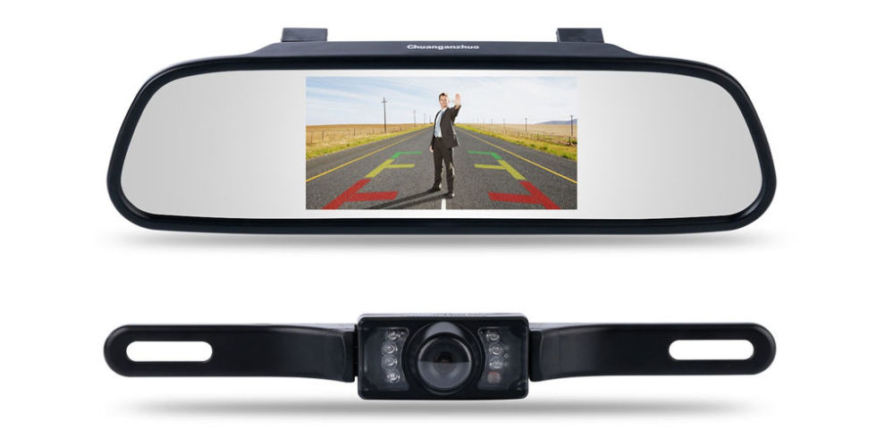 10 Best Wireless Backup Cameras of 2018 - Rear View Backup Cameras ...