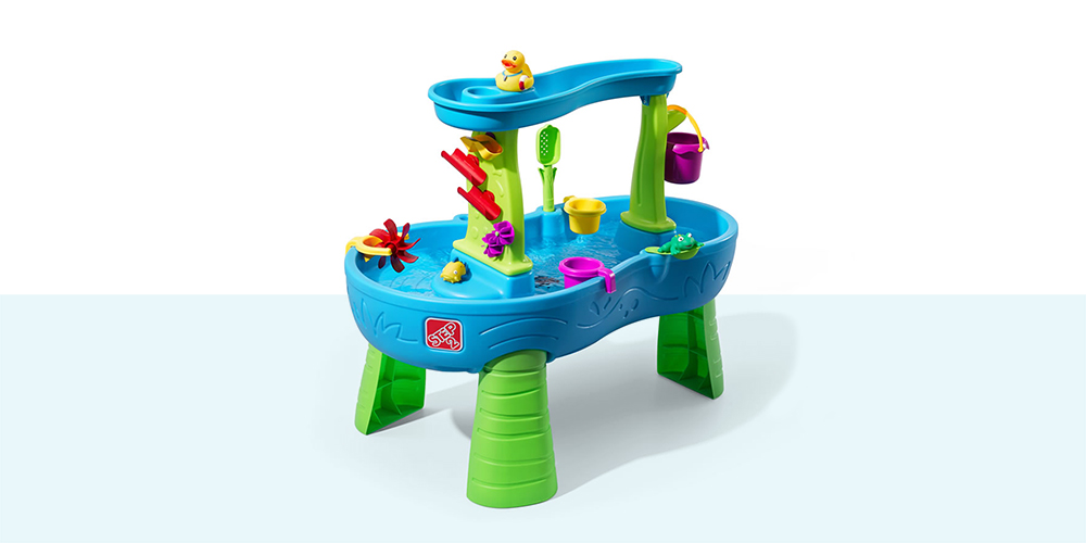 10 Best Sand And Water Tables For Kids In 2018 Top Rated