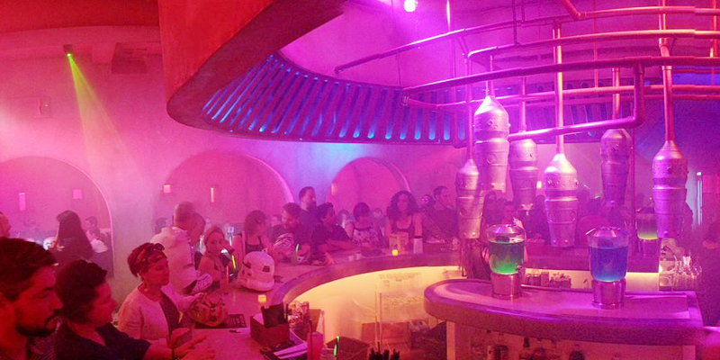 Star Wars Inspired Bar Becomes Permanent And Brings The