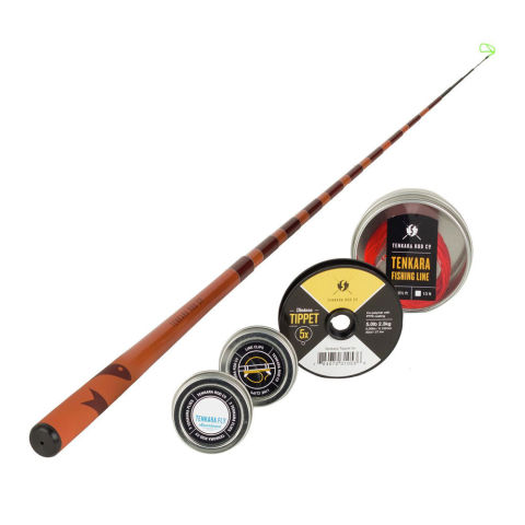 Tenkara Rods Mini Sawtooth Package