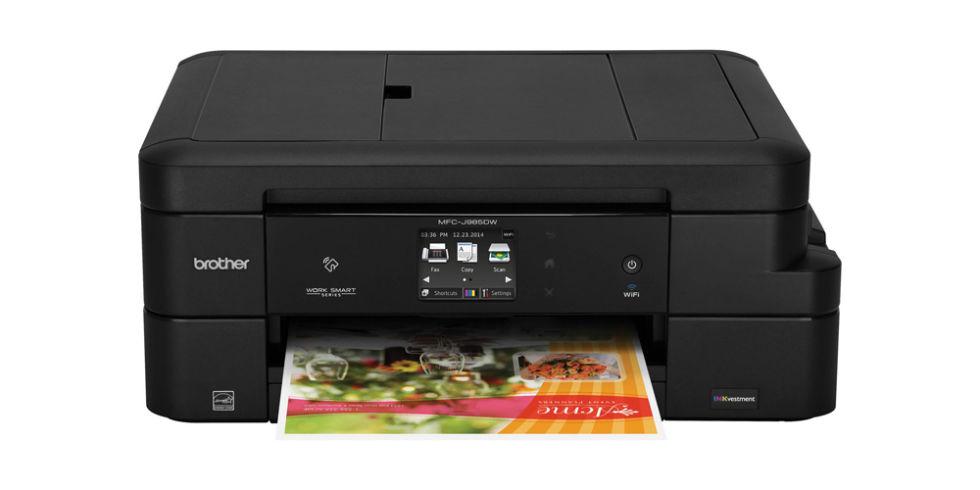brother mfc j985dw printer