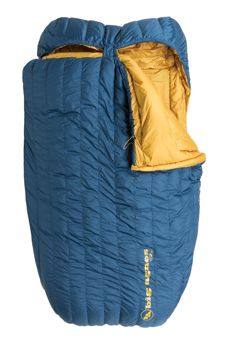 Best Car Cleaning Products >> 9 Best Double Sleeping Bags in 2018 - Comfortable Two-Person Sleeping Bags