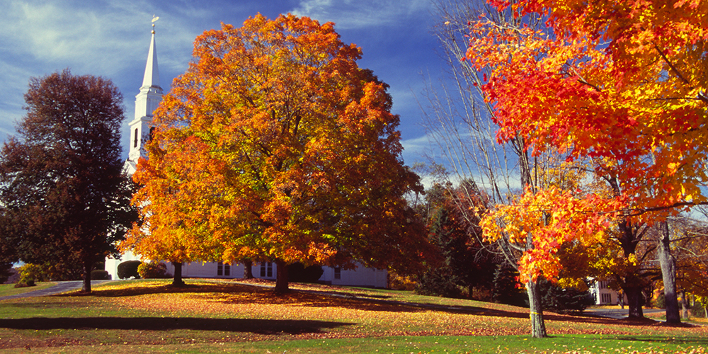 12 Best New England Fall Foliage Getaways In 2018 Places