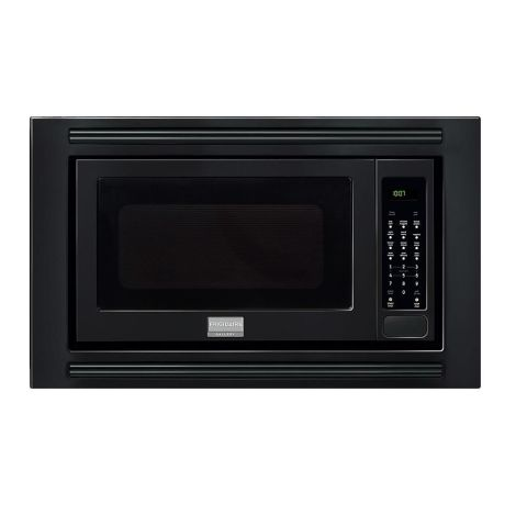 1 Frigidaire Gallery Fgmo205kb 2 0 Cubic Foot 200 Watt Built In Microwave Oven